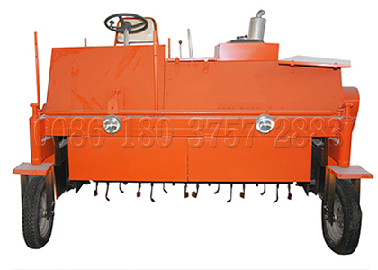 Agricultural recycling machines