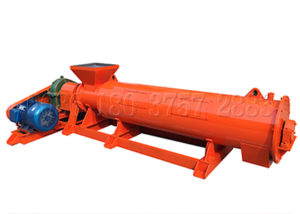 New type organic fertilizer pellet making machine