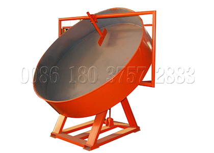 Organic Fertilizer Pan Granulator for Sale