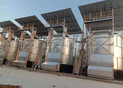 Manure fermenter