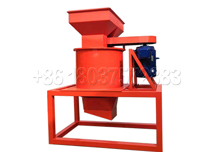 New type vertical crusher