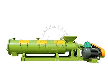 Patent organic fertilizer dedicated granulator