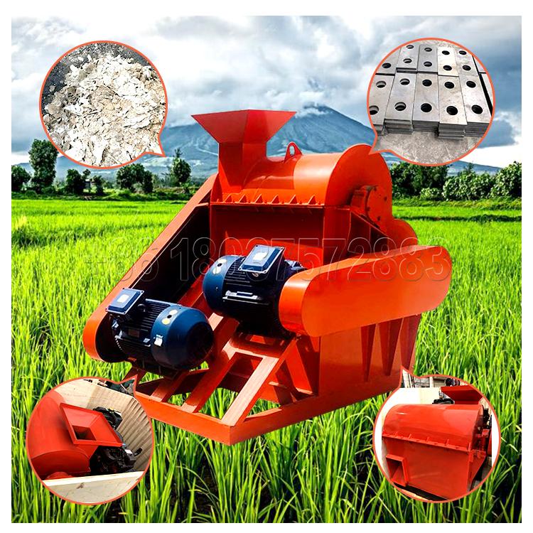 Semi-wet agricultural waste fertilizer pulverizer